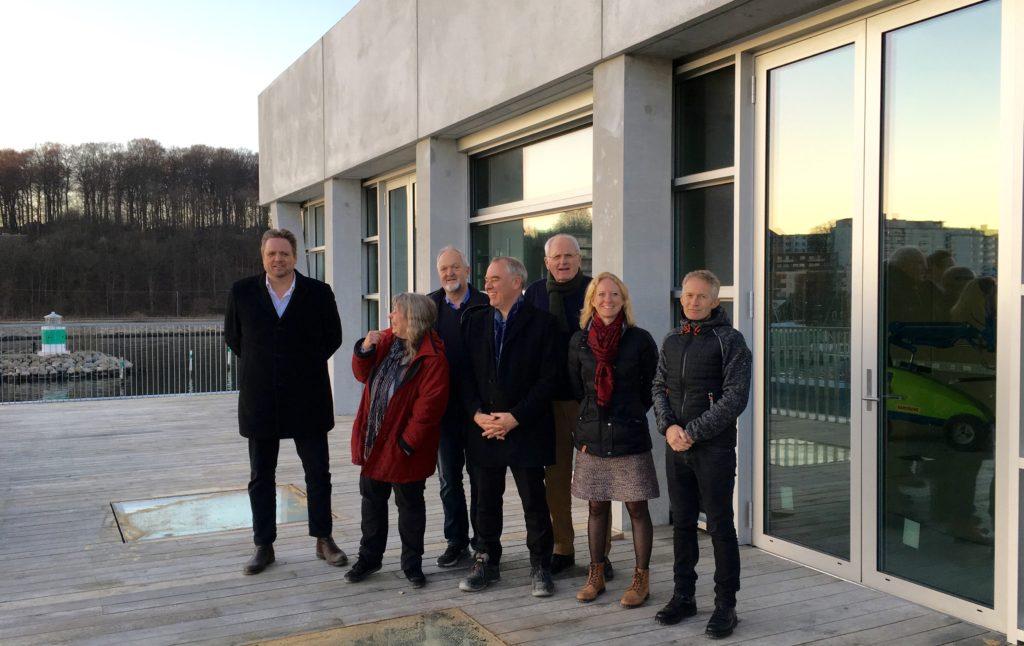 Bestyrelsen for Fonden Aarhus Internationale Sejlsportscenter