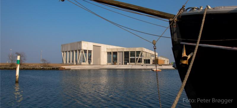 Invitation til officiel åbning af Aarhus Internationale Sejlsportscenter