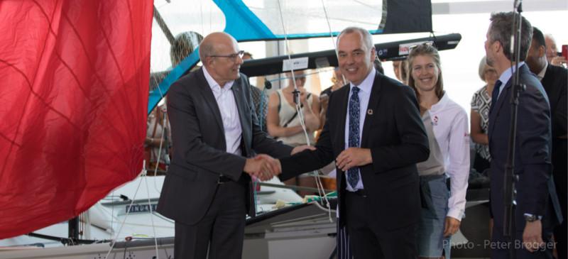 Sejlsportscentrets formand Hans Skou er valgt til ny bestyrelsesformand for Naturhistorisk Museum Aarhus
