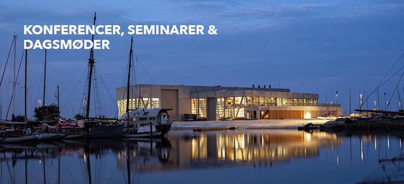 Hold dit næste møde i Aarhus Internationale Sejlsportscenter