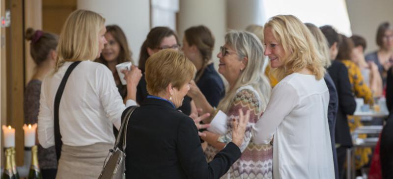 WOW-kvinderne indtager Aarhus Internaionale Sejlsportscenter