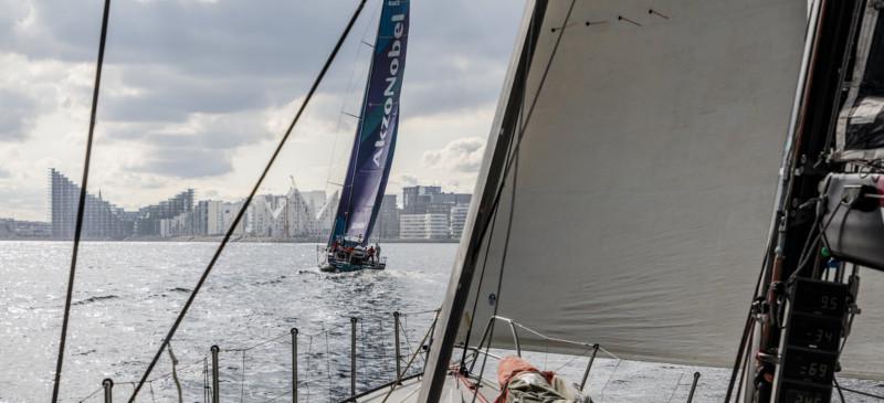 The Ocean Race sætter kurs mod Aarhus i 2022