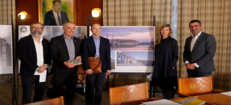 Aarhus Internationale Sejlsportscenter vinder arkitektpris